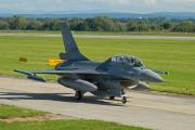 Foto letadla F16 Fighting Falcon